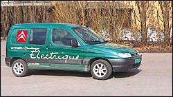 -CLICK for BERLINGO Electrique parameters-