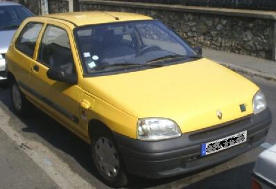 Clio électrique